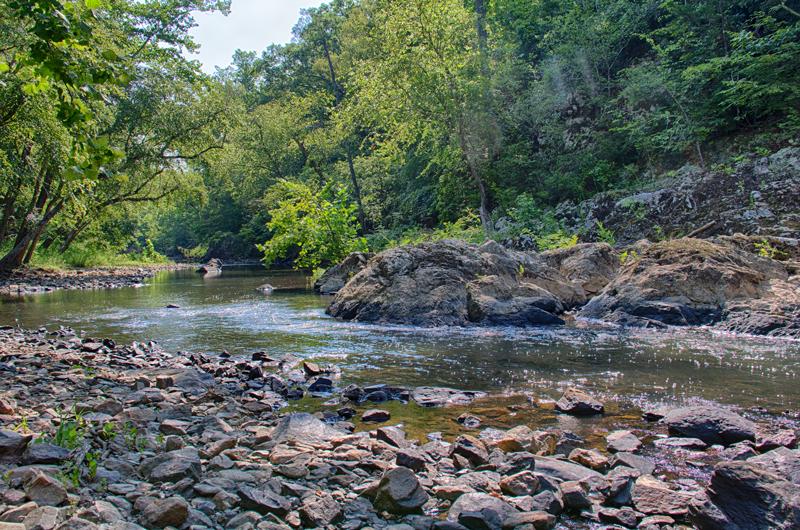 Eno River Hillsborough
